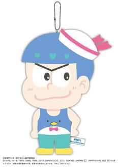 おそ松さん×SANRIO CHARACTERS ぬいぐるみマスコットBIG [B] カラ松(Osomatsu-san x SANRIO CHARACTERS - Plush Mascot BIG [B] Karamatsu(Pre-order))