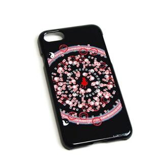 東方Project Spell Card iPhoneケース ~霊夢~ iPhone 7 Plus用(Touhou Project - Spell Card iPhone Case -Reimu- iPhone 7 Plus(Pre-order))