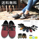 Low-cut canvas sneakers women's shoes / lace-up / sneaker / cut / canvas / pastel / shoes / denim