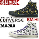 Men's high cut sneakers converse all star BM HI / Batman HI CONVERSE ALLSTAR SM HI mens / Hyatt / Sneakers / Shoes / black / white