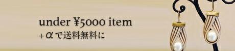 送料無料に少し足りない…そんなときはこちらをチェック!5,000円以下の商品