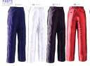 Light cold weather jogging pants worn soccer track and field events