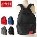 ■ Manhattan Portage Manhattan Portage backpack daypack Big Apple Backpack MP1210 mens ladies bag satchel bag 130206 _ free fs3gm130206_point20131101 Manager gigantic Oceana!