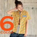 CUBE SUGAR strongly twisted colorful dots printed short sleeve t-shirt (6 colors)