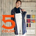 9/5upCUBE SUGAR degree sweet flannel check shirt-dress (five colors)