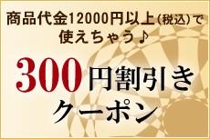 300円割引きクーポン