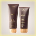Schwarzkopf BC oil innocence oil-shampoo & treatment set (200ml/150g)