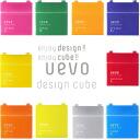 ( uevo ) Demi uevo design cube 80 g