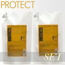 Fiore F protect shampoo & mask set L size refill
