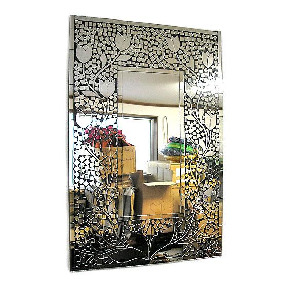 アジアン鏡