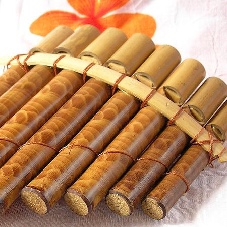 儿童手工制作笛子