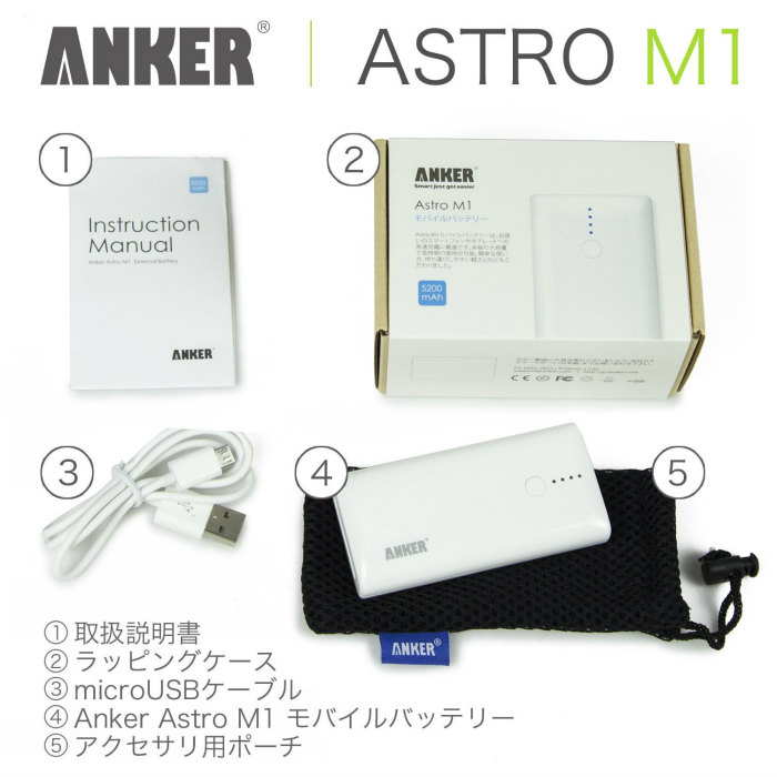 anker battery charger instructions