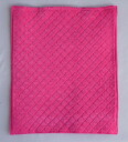CF01 cushion-type disaster prevention hood corduroy cover cowl cover (Pink)