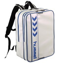 ○hummel( Hyun Mel) enamel backpack (capacity:) Approximately 27L) HFB3003-1063
