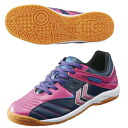 ○hummel( Hyun Mel) プリアモーレ IN Jr soccer indoor training shoes HJS5103-2470 youth fs04gm