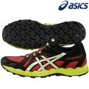 ◇ 14S1 asics GEL-FUJITRAINER mens trail running shoes TJT109 3 (ゲルフジ 3)