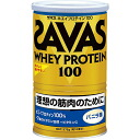 ★ time limited special price ★-SAVAS ( Sabbath ) whey protein vanilla 100 378 g (18 meals minutes CZ7415