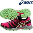 ◇14S3 asics( Asics) LADY GEL-FUJIATTACK 3 (lady gel wisteria attack 3) lady's trail running shoes TJT311-2567