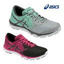 ★ ASICS 33-DFA women's running shoes natural running TJA323 asics 15SS