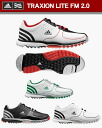 2012 Model adidas traction light FM 2.0 golf shoes