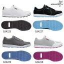◇ ASHWORTH Ashworth Cardiff mesh golf shoes