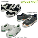 CROCS (crocus) preston Preston golf shoes 18976 fs3gm
