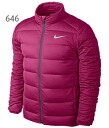 ○NIKE nike WR full zip down jacket 544234