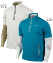 1 NIKE Nike STORM-FIT ウィンドハーフジップ 2 in 1 SS jackets JP 604899 fs3gm