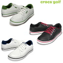 ★ Crocs ( CROCS ) drayden Dresden golf shoes 18975