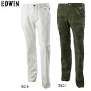 Edwin golf wear men's long pants KG503F