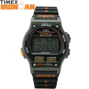 ★8 1986 TIMEX (Timex) sports watch iron man lap edition (recreation) T5H941-N