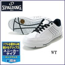◇SPALDING Spalding spikesless golf shoes SPS-238