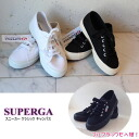 SUPERGA (Superga) canvas sneakers