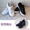 SUPERGA (Superga) canvas sneakers