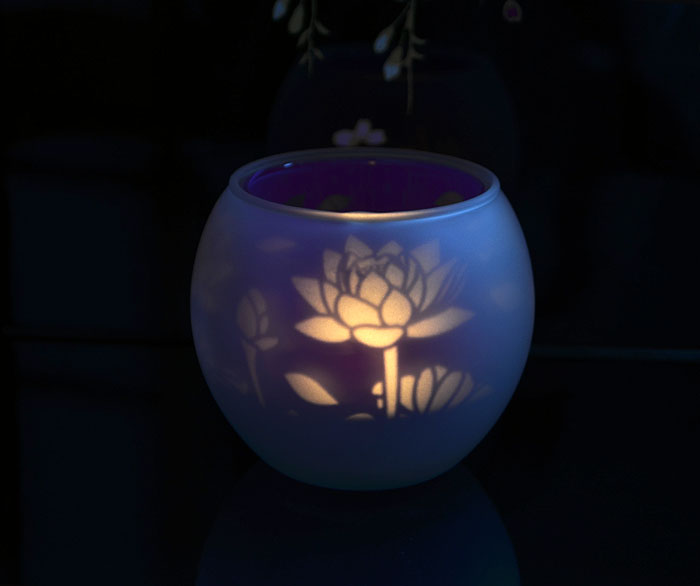 カメヤマ 和光灯(わこうとう)キャンドル インテリア 灯り ライト