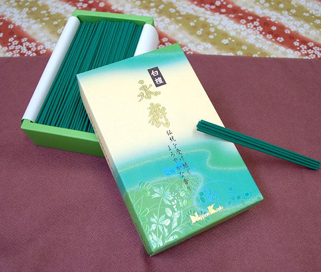 日本香堂 白檀 永寿 香 伝統 お線香