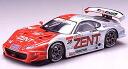 에브로1/43슈퍼 GT 2005 ZENT CERUMO SUPRA No. 38