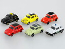Tomica ladybug collection (all six kinds)