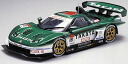 에브로1/43슈퍼 GT 2005 TAKATA DOME NSX No. 18
