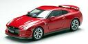 브 1/43 닛산 GT-R R35 2007 바이브 랜드 레드