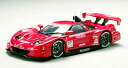 브 1/43 슈퍼 GT 2008 REAL NSX No.17