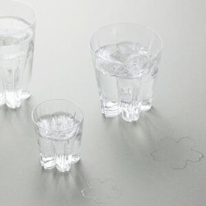 100% サクラサクグラス 【SAKURASAKU glass 坪井浩尚 桜 さくら サクラ コップ グラス お酒 食器 引出物 ギフト】