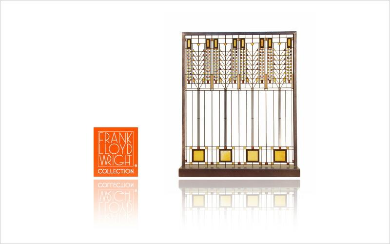 FLW フランク・ロイド・ライト アートグラス【ステンドグラス ガラス工芸 フランクロイドライト Frank Lloyd Wright インテリア 装飾 建築】