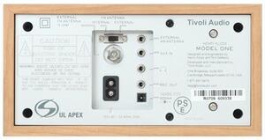 チボリオーディオ テーブルラジオ Model One【Tivoli モデルワン iPod スピーカー】