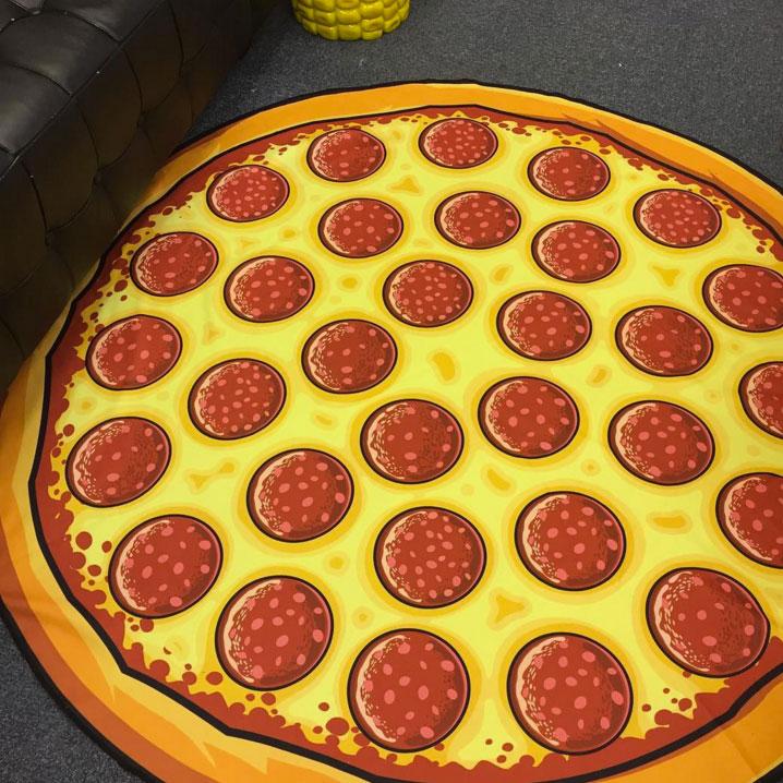 ピザタオルケット
