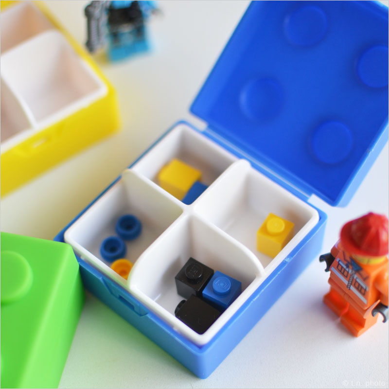 ブロック ピルケース 薬 保管 容器 ブロック 積み重ね 仕切り 病院 ビタミン ピルボックス 薬ケース 服用 小物入れ ケース ボックス