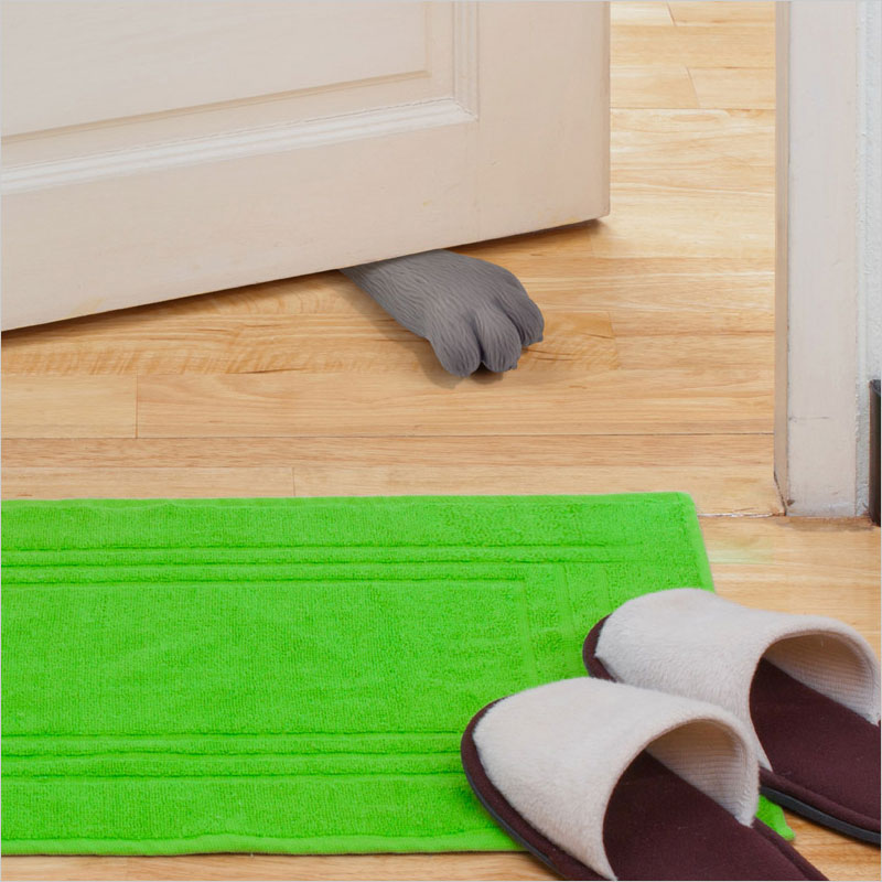 フレッド 猫の手 ドアストッパー 肉球 裏表 キャット FRED 猫 猫パンチ ドアストッパー 猫 おしゃれ 室内ねこ 玄関 室内