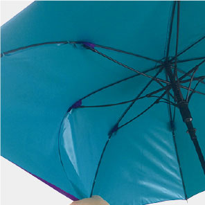 mabu  エンボス UVジャンプアンブレラ マブ 傘 晴雨兼用 長傘