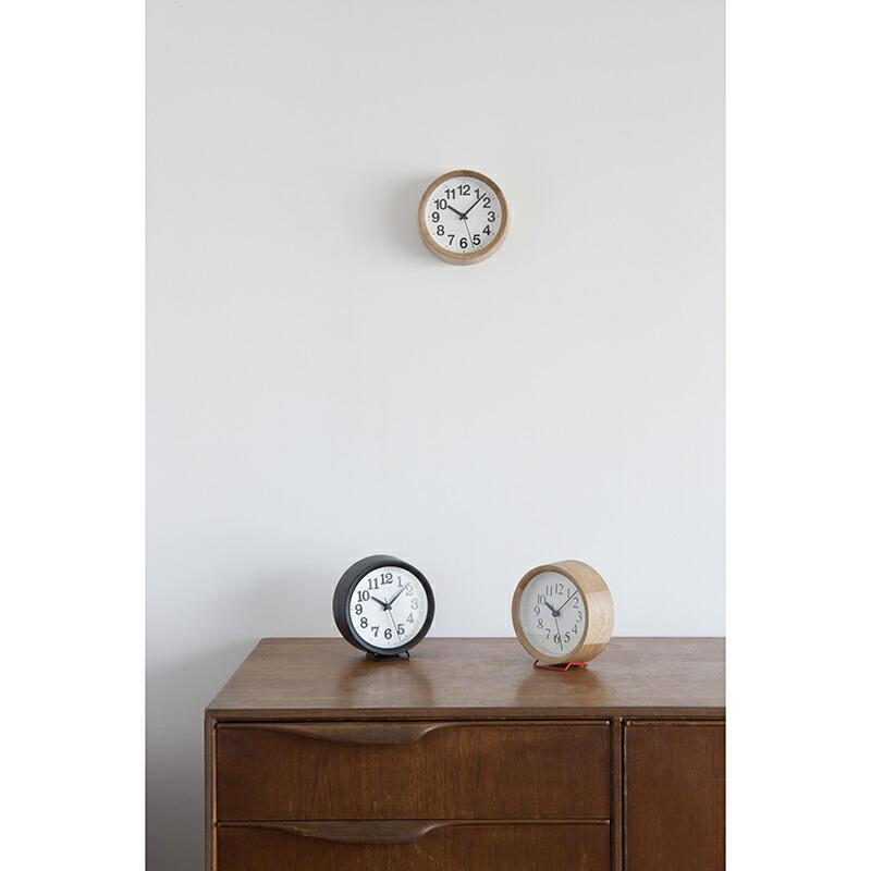 レムノス 掛け時計 Lemnos 時計 壁掛け  新築祝い 時計 ウォールクロック おしゃれ かわいい 見やすい