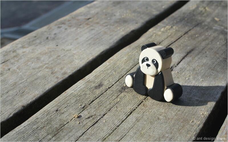 ウッドアニマルペンシルシャープナー鉛筆削り 木製 ゾウ トラ パンダ クマ ベア タイガー ベアー エレファント ステーショナリー 文具 文房具 動物 おもしろ おしゃれ えんぴつ